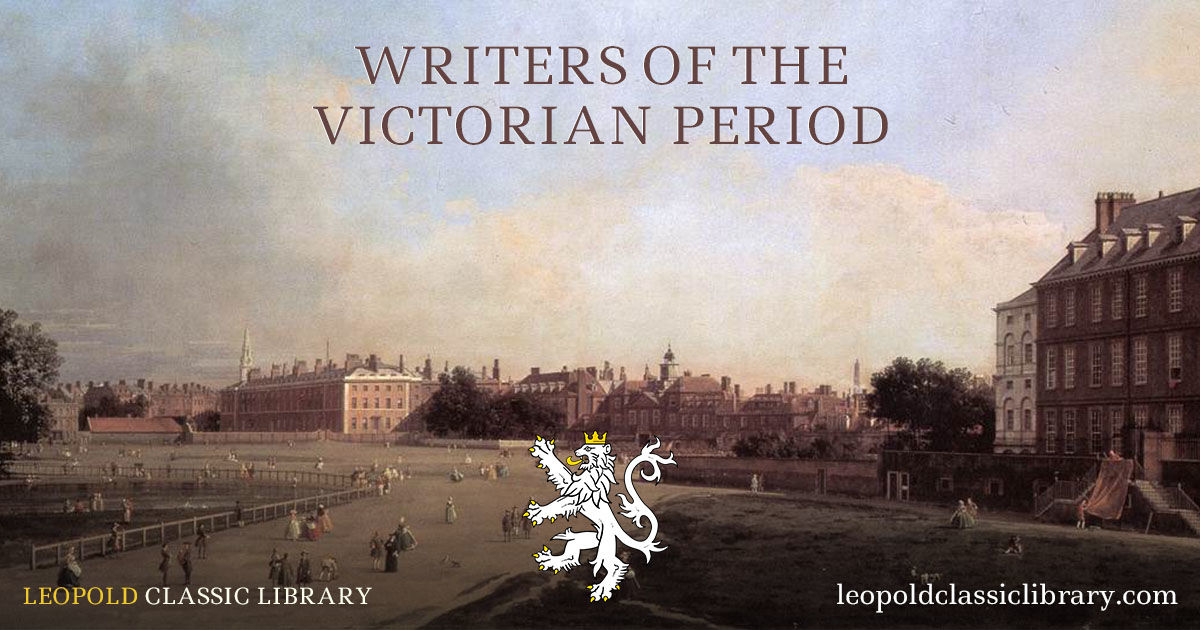 victorian period writers Gender roles in the 19th century during the victorian period men and women's roles became more sharply especially in literature.