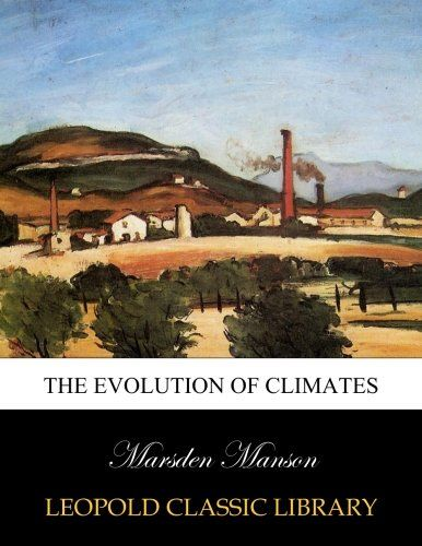 The evolution of climates