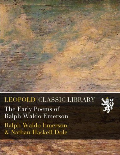 america emerson essay lecture library ralph waldo