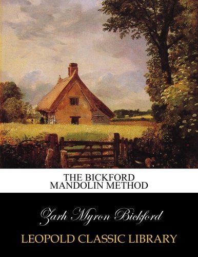 The Bickford mandolin method
