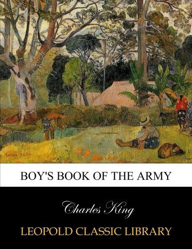 Boy's book of the army