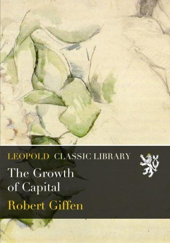The Growth of Capital