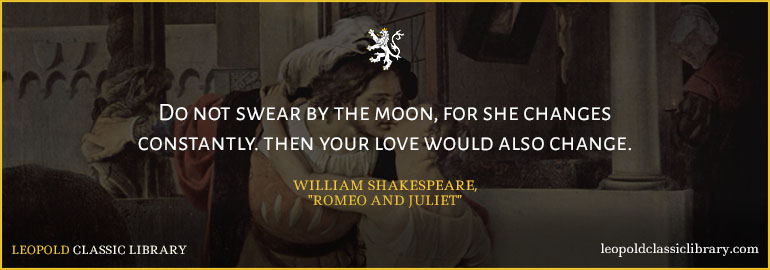 An analysis of romeo and juliet a story of two young lovers whose love was destined for destruction